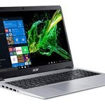 "Acer Aspire 5 Slim Laptop, 15.6"" Full HD IPS Display, AMD Ryzen 5 3500U, Vega 8 Graphics, 8GB DDR4, 256GB SSD, Backlit Keyboard, Windows 10 Home, A515-43-R5RE with no SD card slot"