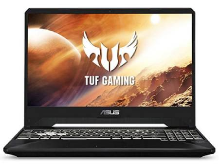 ASUS TUF FX505DT Ryzen 5 display