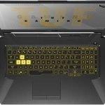 2020 ASUS TUF 17-3 FHD with Ryzen 7 GTX 1660 Ti GPU