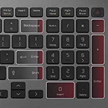 LG Gram 17 2020 keyboard