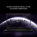 ROG Zephyrus G15 (2020) Ultra Slim Gaming Laptop screen