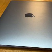 MWTJ2LL/A the new Apple MacBook Air (13-inch, 8GB RAM, 256GB SSD Storage) - Space Gray