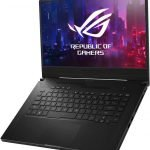 "ROG Zephyrus G15 (2020) Ultra Slim Gaming Laptop, 15.6"" 144Hz FHD, GeForce GTX 1660 Ti, AMD Ryzen 7 4800HS, 16GB DDR4, 1TB PCIe NVMe SSD, Windows 10, GA502IU-ES76 laptop"