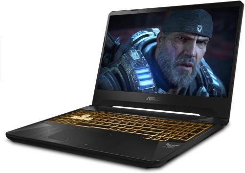 "Why this ASUS TUF Gaming Laptop, 15.6"" 120Hz FHD IPS-Type, AMD Ryzen 7 3750H, GeForce GTX 1660 Ti, 16GB DDR4, 512GB PCIe SSD, Gigabit Wi-Fi 5, RGB KB, Windows 10 Home, TUF505DU-MB74"