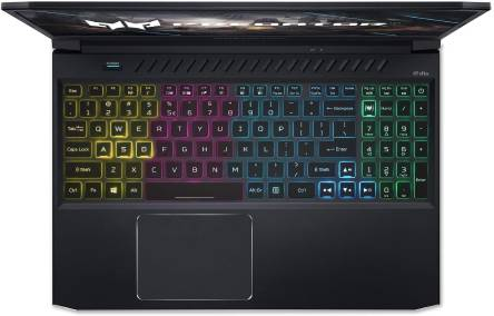 Acer Predator Helios 300 PH315-53-72XD with turbo and predator shortcut keys