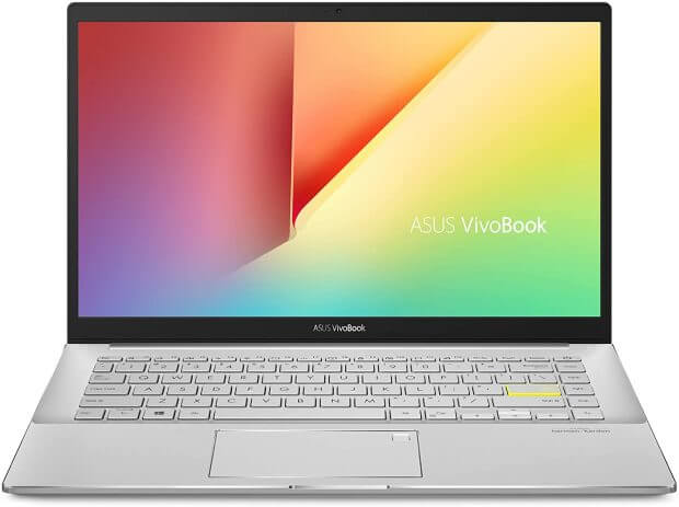 ASUS VivoBook S14 S433 S433FA-DS51-WH with i5-10210U CPU