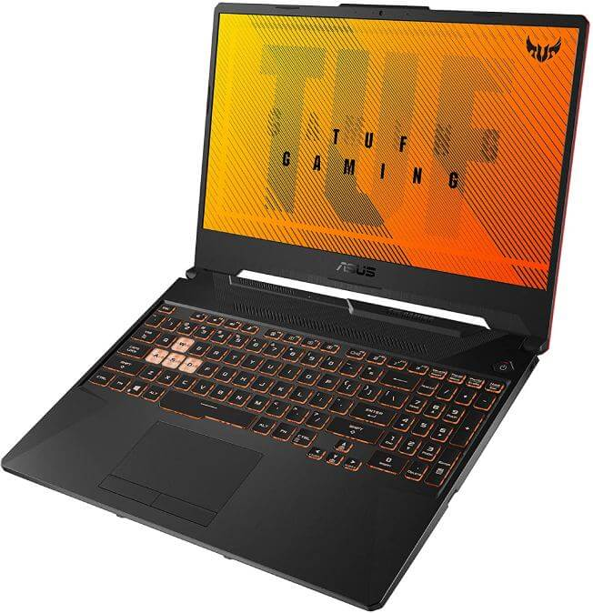 ASUS TUF A15 with Ryzen 5 4600H and 144Hz IPS Screen