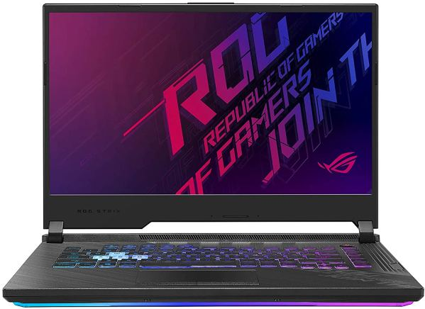 2020 RTX 2070 ASUS ROG Strix G15 with 240Hz screen
