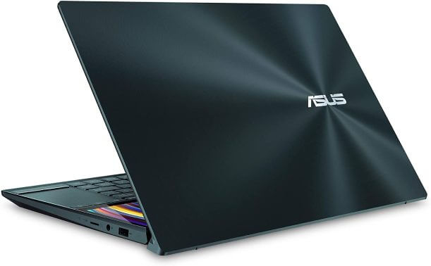 "Celestial Blue ASUS ZenBook Duo 14"" UX481FA-DB71T"