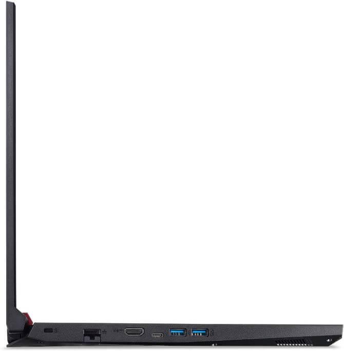 Acer nitro 5 17 inch's ethernet port