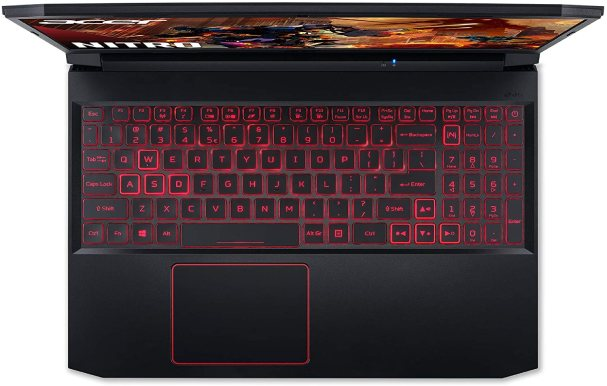 Acer Nitro 5 AN515-55-59KS with 10th gen i5 and NitroSense feature