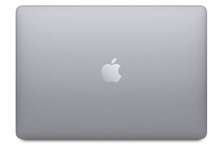 The Space Gray 2020 M1 13-inch Apple MacBook Air MGN63LLA