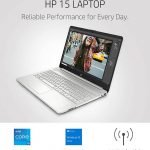 HP 15-dy2021nr with the 11th generation Intel Core i5-1135G7