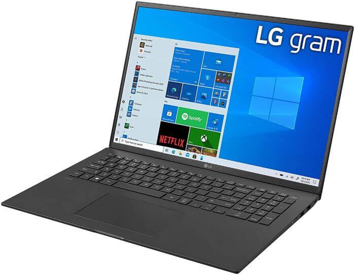 LG Gram 17Z90P - 17 WQXGA (2560x1600) Ultra-Lightweight Laptop weighs a 13-inch ultrabook