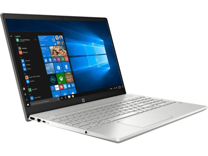 This review covers the nice selection of HP Pavilion 15 i7's peripherals