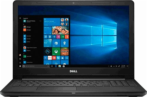 "Dell Top Performance Inspiron 15.6"" HD Touch-Screen Laptop"