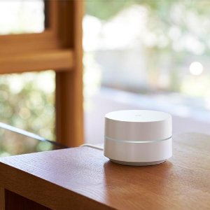 Google WiFi system, 3-Pack - Router replacement for whole home coverage evaluation