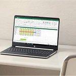 2020 HP 15.6 touchscreen laptop computer